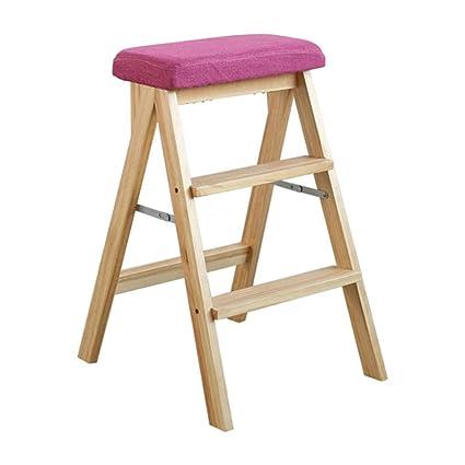 Mesa y silla Ascendente Taburete Escalera de Mano Taburete ...