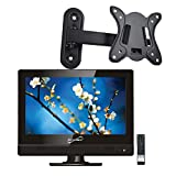 Supersonic SC-1311 13.3'' LED HDTV Television w/ HDMI/USB In + Wall Mount