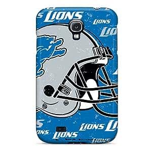 ATN1330XWEw Case Cover, Fashionable Galaxy S4 Case - Detroit Lions