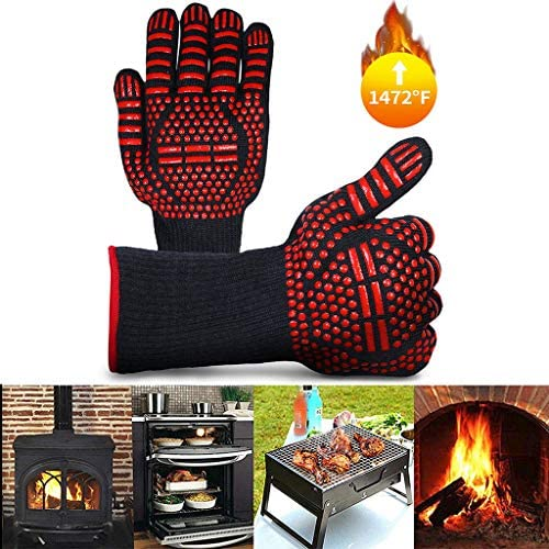 HOSAP Extreme Heat Resistant Kitchen Cooking