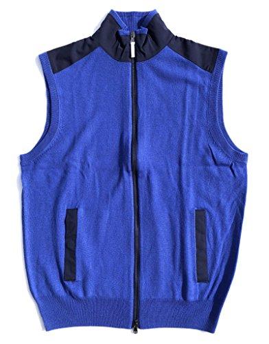 Ralph Lauren Wool Vest (RALPH LAUREN Polo Golf Men's Zip-Front Merino Wool Sweater Vest, Periwinkle, Size S)