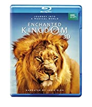 Enchanted Kingdom 3D (BD 3D / BD / DVD) [Blu-ray]  Directed by Various