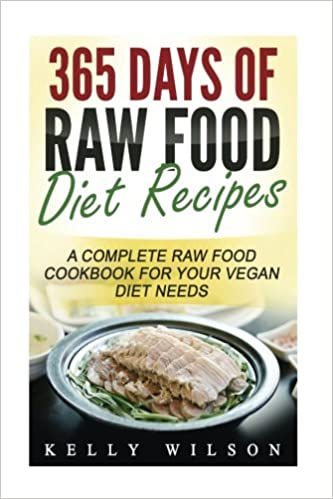 365 days of raw food diet recipes a complete raw food cookbook 365 days of raw food diet recipes a complete raw food cookbook for your vegan diet needs amazon kelly wilson 9781537306360 books forumfinder Images