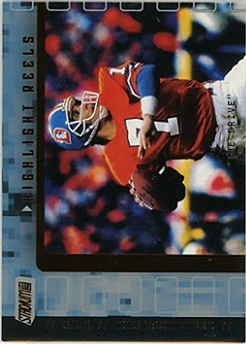 2001 Stadium Club Highlight Reels #HRJE John Elway NM-MT Broncos