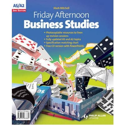 Download [(Friday Afternoon AS/A2 Business Studies Resource Pack: Resource Pack )] [Author: Mark Mitchell] [Sep-2009] pdf epub