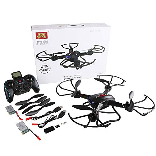 Holy Stone F181C RC Quadcopter Drone