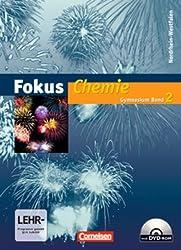 Fokus Chemie - Gymnasium Nordrhein-Westfalen: Band 2 - Schülerbuch mit CD-ROM