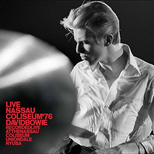 CD : David Bowie - Live Nassau Coliseum '76 (2 Disc)