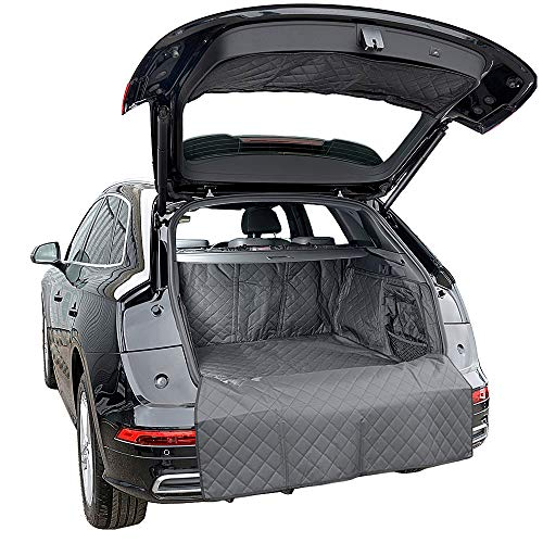 North American Custom Covers Cargo Liner for Audi Q5 - Generation 2 - Quilted, Waterproof & Tailored