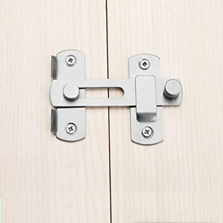 Cerradura de cerrojo Cerradura de cerrojo de acero inoxidable ...