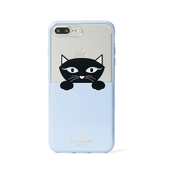 newest collection ea01e 63eb0 Kate Spade New York Peeking Cat iPhone 7 Plus Comold Case: Amazon.ca ...