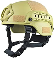 JOYBUY Outdoor Protective Gear CS Tactical Helmet Army Combat Hats