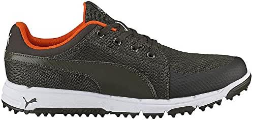 PUMA Men's Grip Sport Golf-Shoes