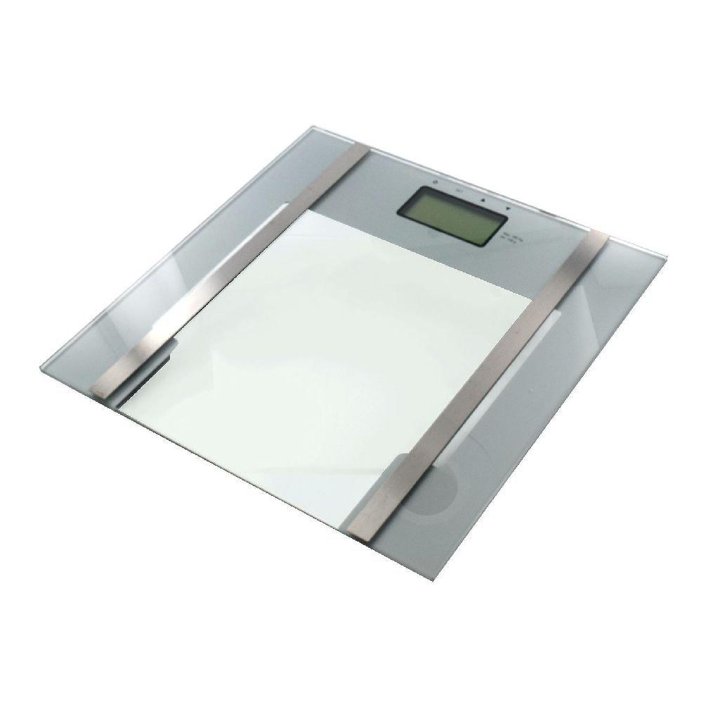 180 kg DIGITAL de grasa corporal BMI báscula calorías de cristal ...