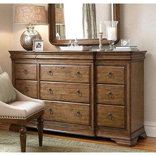 Pennsylvania House New Lou Drawer Dresser, Cognac