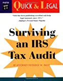 Surviving an IRS Tax Audit, Frederick W. Daily, 0873375378