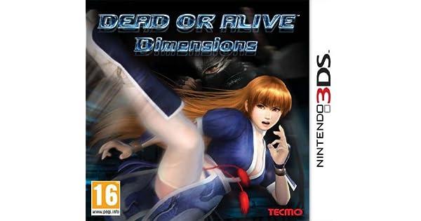 Dead or Alive Dimensions [Importación italiana]: Amazon.es ...