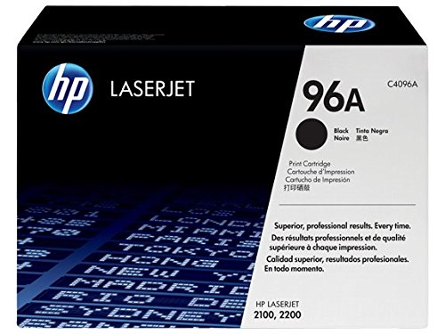 C4096A (96A) Black Toner Cartridge