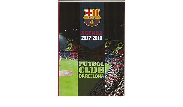 Agenda escolar FCB Barcelona Oficial 2017 - 2018 existe en 2 ...