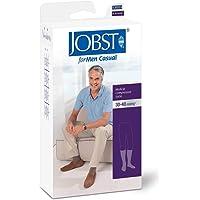 Jobst forMen 30-40mmHg Thigh High Compression Socks Black