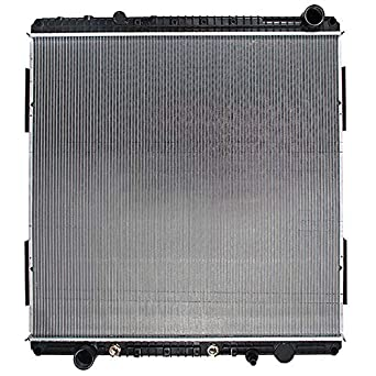 Replacement 238639 Freightliner Plastic Tank/Aluminum Radiator with Oil Cooler 2012 Cascadia
