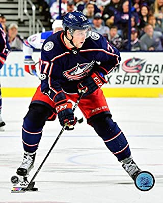 "Josh Anderson Columbus Blue Jackets 2017-2018 NHL Action Photo (Size: 8"" x 10"")"