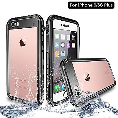 SainCat Funda iPhone 6 Plus/6S 5.5 Pulgadas TPU Funda Carcasa