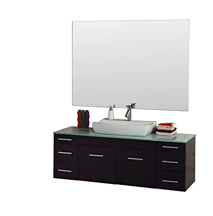 Virtu USA UM 3083 G ES Biagio 56 Inch Wall Mounted