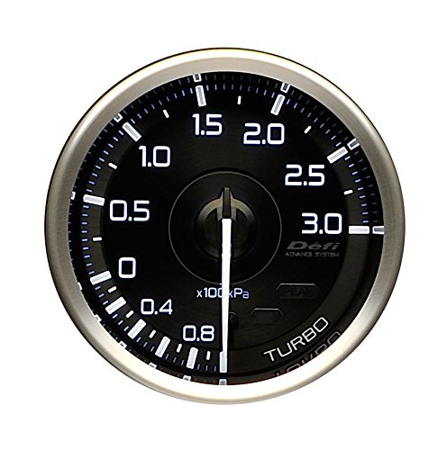 Defi DF14901 Advance A1 Turbo Boost Gauge (300kPa), 60mm: