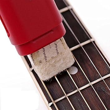 Guitar Parts & Accessories Guitar String Fingerboard Wooden Derusting Antirust Cleaner Pen Brush Tool Fast Color