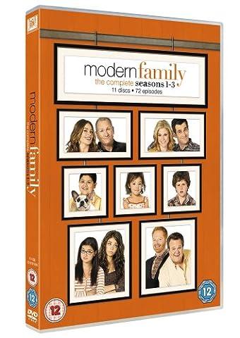 Modern Family - Season 1-3 [DVD] [2009] (Modern Family Dvd Season 2)