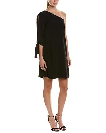 e6d1eb90ba5 CeCe Women s Sophia - Tie Sleeve One Shoulder Dress at Amazon Women s Clothing  store