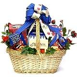 Gift Basket Village Happy Mothers Day Gift Basket