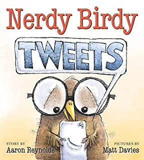 Book Cover: Nerdy Birdy Tweets