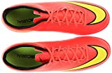 NIKE Mercurial Victory V TF Men's Soccer Boots, Orange, US9