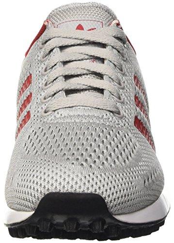 Mixte Em power Baskets Red La Basses White Adulte Adidas Trainer Onix ftwr Gris clear wBEgqXv