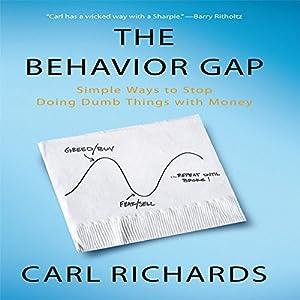 The Behavior Gap Audiobook