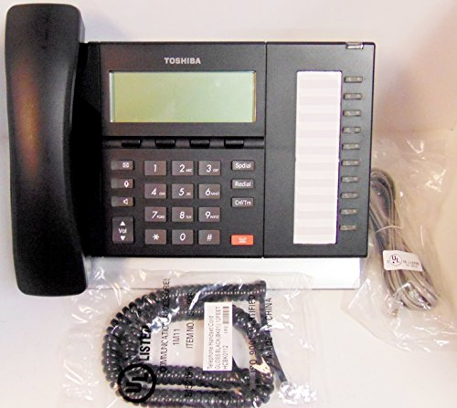 Toshiba Strata DP5022-SD 10-Button Display Speakerphone | Refurbished (Display Speakerphone)