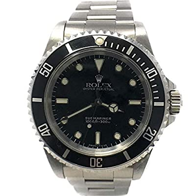 Rolex Submariner Swiss-Automatic Male Watch 14060 (Certified Pre-Owned) from Rolex