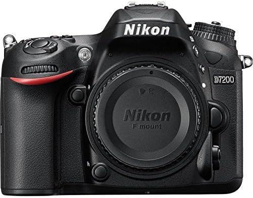 Concert Photography Camera | Nikon D7200