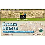 365 Everyday Value, Organic Cream Cheese, 8 oz
