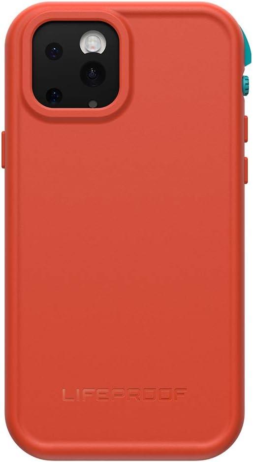 LifeProof Fre Coque étanche et Anti-Choc pour iPhone 11 Pro Orange