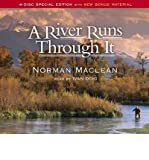 [ A River Runs Through It by MacLean, Norman ( Author ) Apr-2006 Compact Disc ]