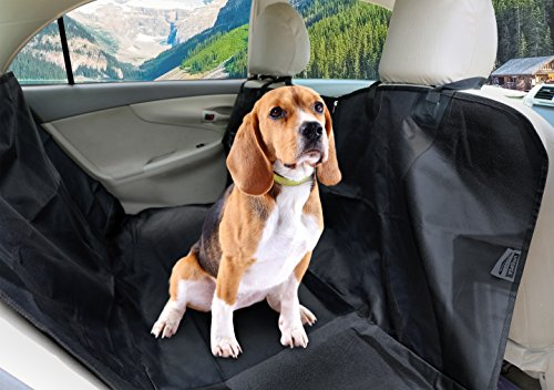 Car Pet Seat Covers - For Back Seat - Scratch...