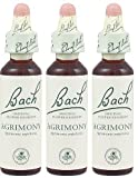 (3 PACK) - Bach Original Flower Remedies - Agrimony | 20ml | 3 PACK BUNDLE