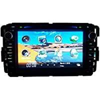 2007-13 Chevrolet Silverado 1500/2500HD/3500HD/Avalanche/Impala/Suburban 2007-2009 Chevy Equinox 2006-2007 Monte Carlo In-dash Vehicle DVD GPS Navigation Stereo