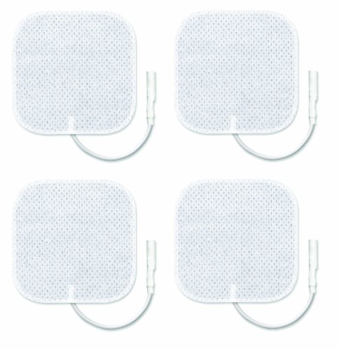 Zewa Replacement Electrodes 4-2 x 2 pads (Best Personal Tens Unit)