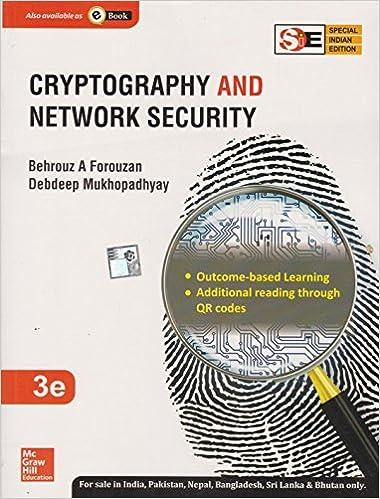 Network Security Forouzan Pdf