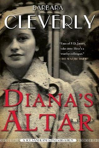 book cover of Diana\'s Altar