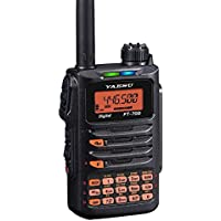 FT-70DR FT-70 Original Yaesu 144/430 MHz Digital/Analog Handheld Transceiver - C4FM / FDMA - 3 Year Manufacturer Warranty